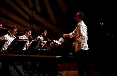Frost Latin Jazz Orchestra