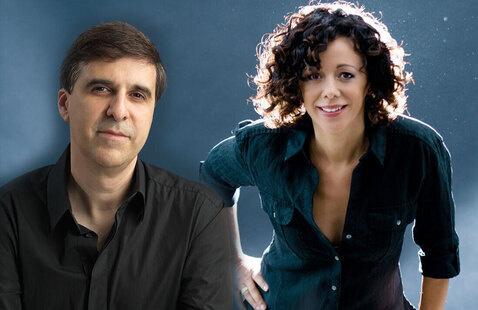 Storytellers—Luciana Souza and Vince Mendoza