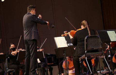 Haydn, Brahms, Ravel, and More—Frost Repertory Orchestra