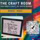Craft Room: DIY White Boards