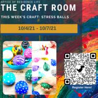 Craft Room: DIY Stress Balls