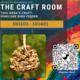 Craft Room: Pinecone Bird Feeder