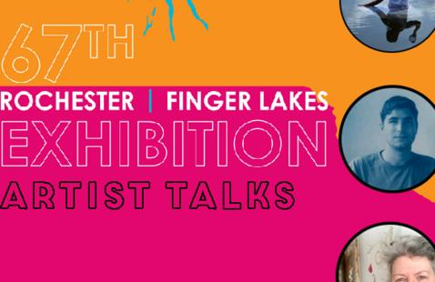 Part One: 67th Rochester-Finger Lakes Artist Talks