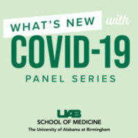 What's New with COVID-19