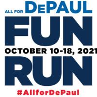 All for DePaul Virtual Fun Run