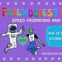 Friendliest Catch: Speed Friending and Crafts