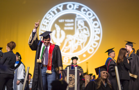 Fall 2021 Commencement Ceremony