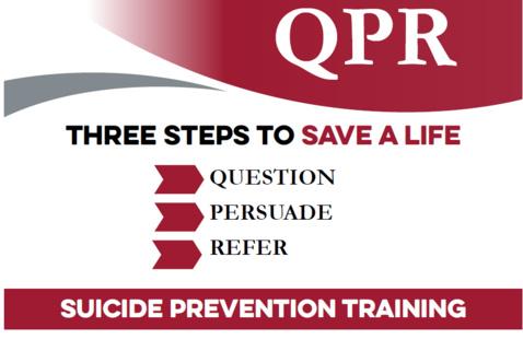 QPR: Suicide Prevention Training