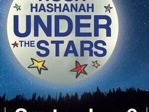 Rosh Hashanah Under the Stars