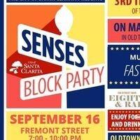 SENSES Block Party - Fremont Street