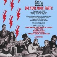 Impulse Music Co. One Year Anniversary Party