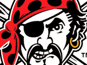 Pirate from the PIttsburgh Pirates logo