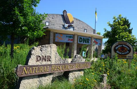 DNR Building
