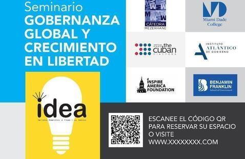 Seminario Gobernanza Global y Crecimiento en Libertad