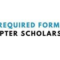 Chapter Scholarship