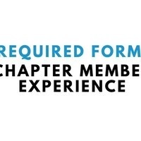 Chapter Member Experience