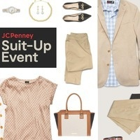 JCPenny Suit-Up Virtual Event