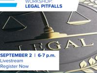 Entrepreneurship Essentials Workshop | Legal Pitfalls