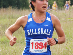 Charger Cross Country at G-MAC Championships
