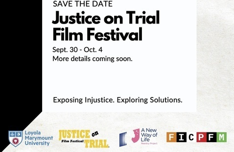 Justice On Trial Film Festival