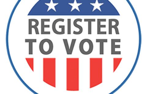 Constitution Day Cafe: Voter Registration Drive