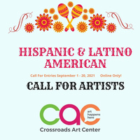 Hispanic and Latino American Call For Entries All Media Show