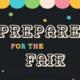 Prepare for the {Job} Fair
