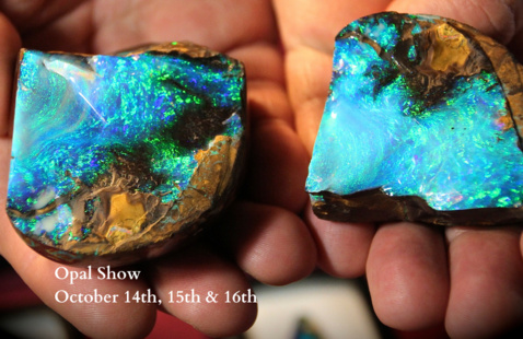THE JEWELBOX ANNUL OPAL SHOW