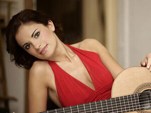 Ana Vidovic, classical guitar - Annual Homecoming Concerts