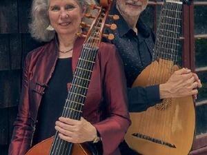 Ronn McFarlane, lute & Carolyn Surrick, viola da gamba
