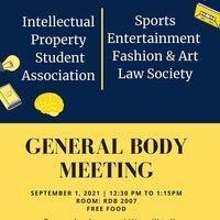 SEFA | IPSA - General Body Meeting