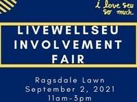 LiveWellSEU Involvement Fair