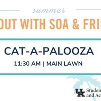 Hangout with SOA and First Gen: Cat-A-Palooza