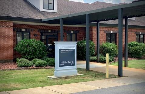 Employee Resource Center Entrance