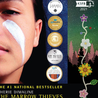 """image of """"The Marrow Thieves"""" book cover"""