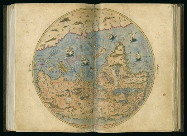 Binding the Globe: Race and Empire in Luxury Atlases from the Sixteenth-Century Mediterranean World