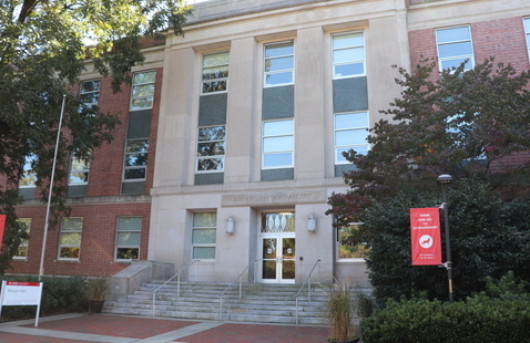 Nelson Hall Latinx Heritage Mural Reveal
