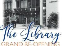 Library's Grand Re-Opening Celebration