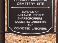 Guided Group Tours of the African American Burial Ground