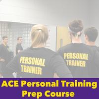 ACE Personal Training Prep Course - Registration
