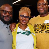 Thumbnail image from Black Alumni Chapter Homecoming social