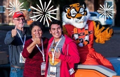 Pacific Roars Back: Celebrating the Best of Pacific at Homecoming