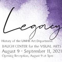 Legacy: UMHB Art Department History Exhibit