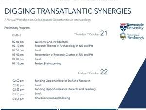 Digging Transatlantic Synergies Workshop