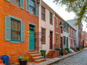 Historic Ridgely's Delight: A Walking Tour