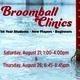 Broomball Clinics