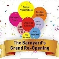 Hart Barnyard Grand Re-Opeing