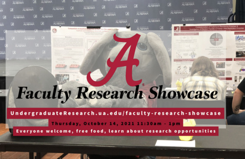 Faculty Research Showcase- Big AL