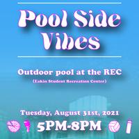 Pool Side Vibes