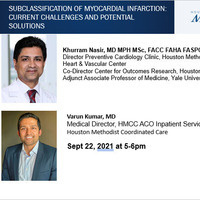 Sub classification of Myocardial Infarction: Current Challenges and Potential Solutions CME
